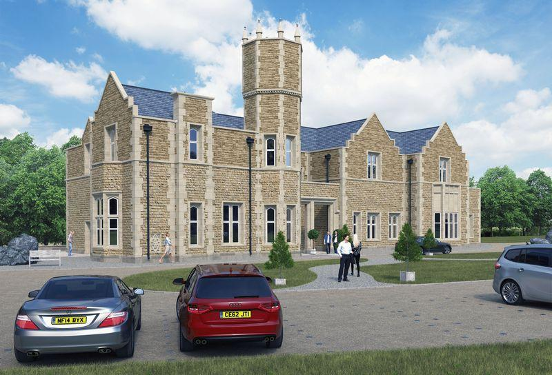 2 Bedrooms Apartment Flat for sale in Oakwood Hall, Romiley