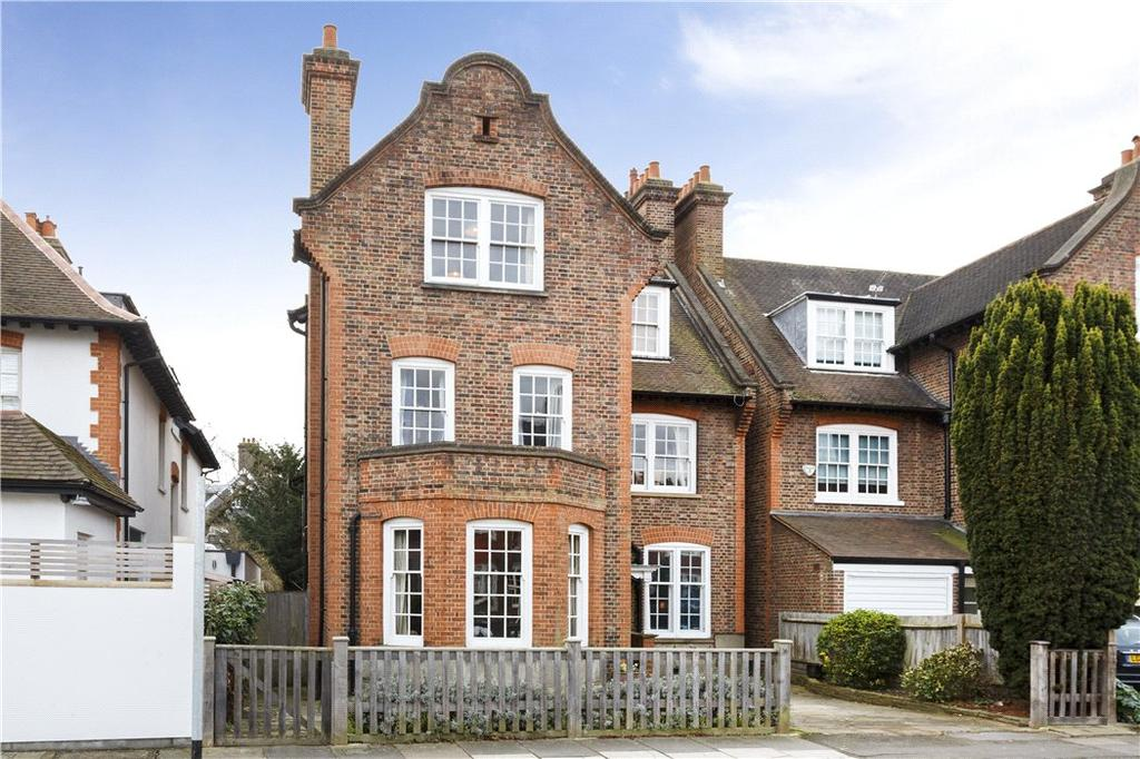 6 Bedrooms Detached House for sale in Murray Road, Wimbledon Village, London, SW19