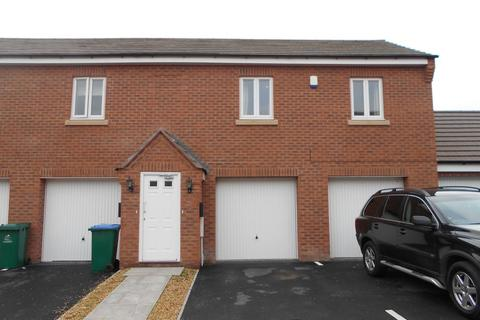 1 bedroom apartment to rent - Lancers Walk, Stoke Village, Coventry, CV3 1QB