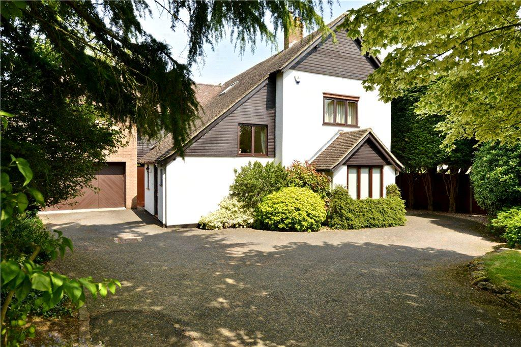 5 Bedrooms Detached House for sale in Station Road, Cogenhoe, Northamptonshire