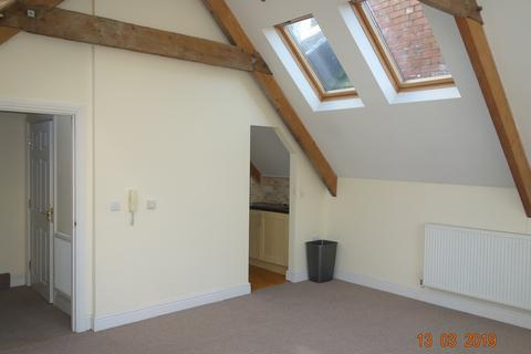 1 bedroom apartment to rent - Kensington House, Flat 4, Castle Lake, Haverfordwest. SA61 2BH
