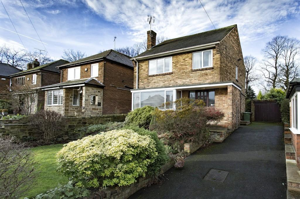 3 Bedrooms Detached House for sale in Stannard Well Lane, Horbury