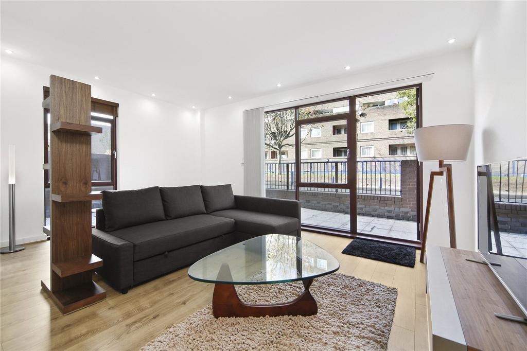 1 Bedroom Flat for sale in Lollard Street, Kennington, London