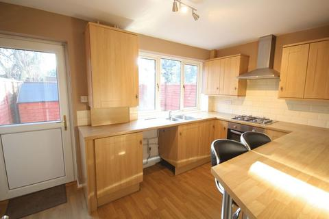 2 bedroom terraced house to rent - WESTON PARK GARDENS, SHELTON LOCK