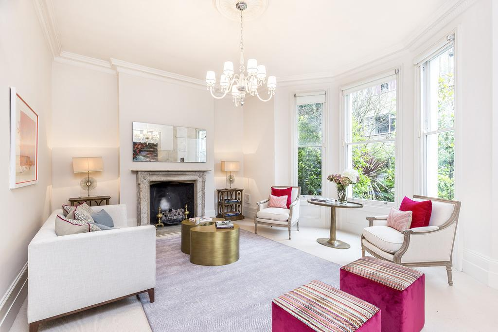 6 Bedrooms Terraced House for sale in Girdlers Road, Brook Green, London, W14