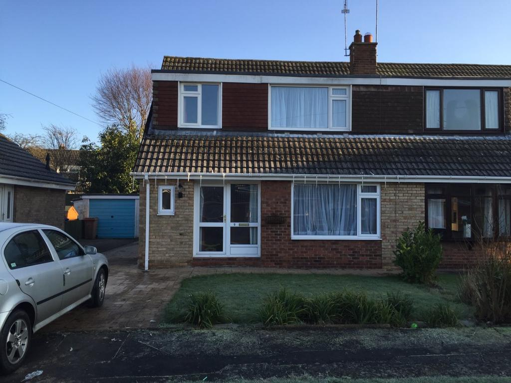 3 Bedrooms Semi Detached House for rent in Jobson Close, South Cave