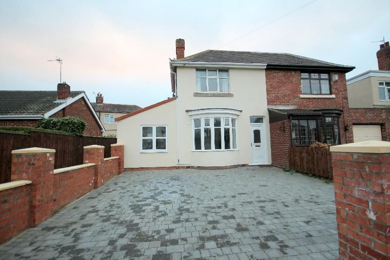 3 Bedrooms Semi Detached House for sale in Verner Road, Hartlepool