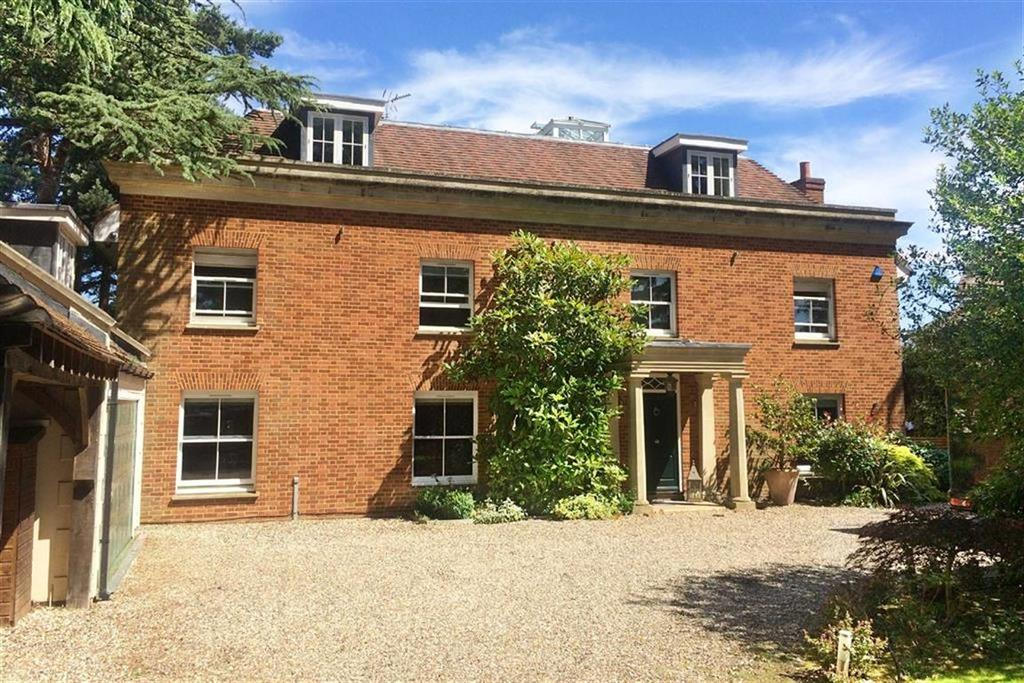 7 Bedrooms Detached House for sale in The Ridgeway, Cuffley, Hertfordshire