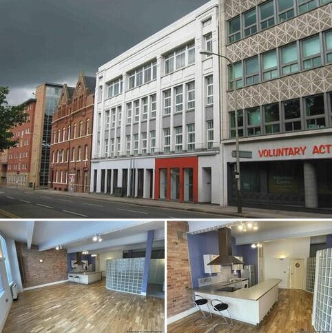 2 bedroom flat to rent - City Centre - Stibbe Lofts