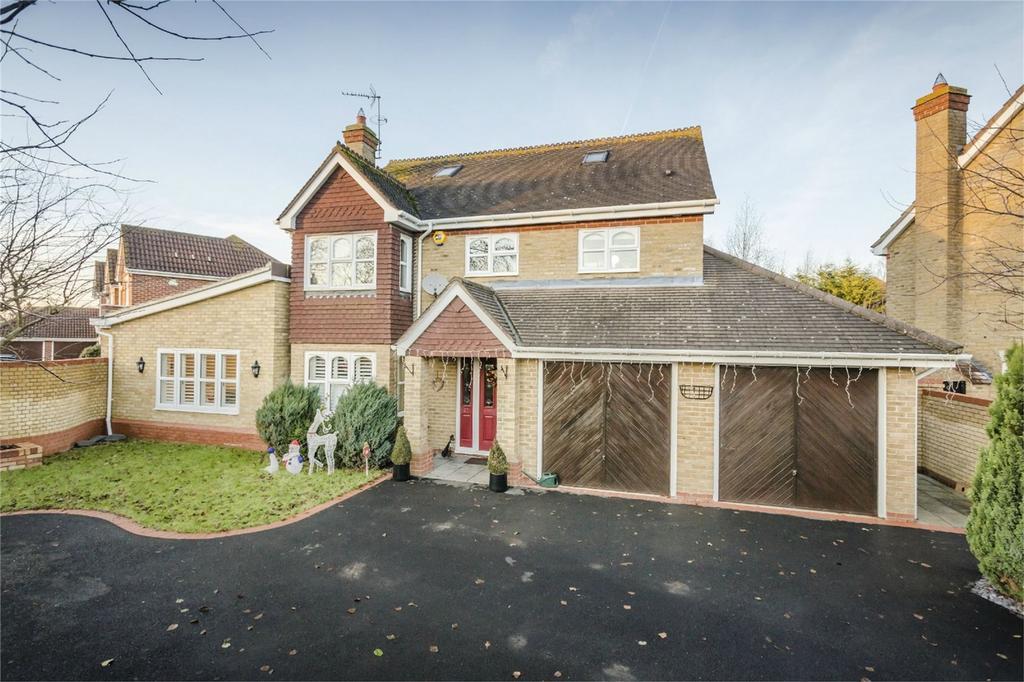 5 Bedrooms Detached House for sale in The Carpenters, BISHOP'S STORTFORD, Hertfordshire