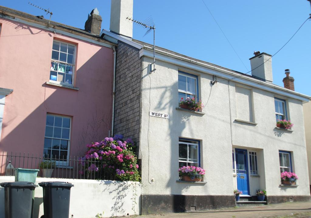 5 Bedrooms Semi Detached House for sale in West Street, South Molton
