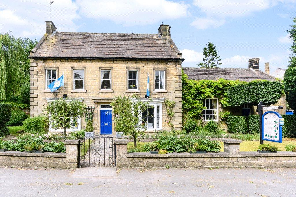 7 Bedrooms Detached House for sale in Bank Villa, Masham, Near Ripon, North Yorkshire, HG4