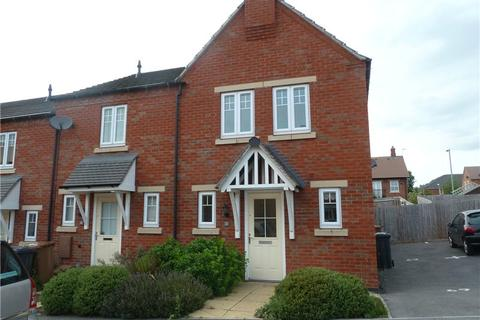 3 bedroom end of terrace house to rent - Lister Close, Melton Mowbray, Leicestershire