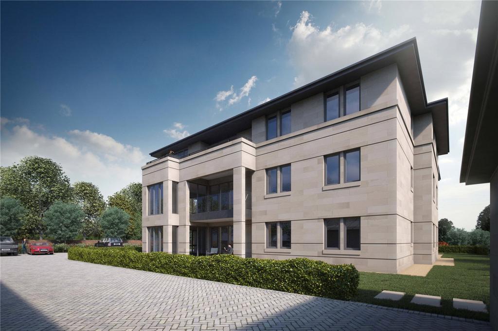 3 Bedrooms Penthouse Flat for sale in Plot 9, Ledcameroch House, Ledcameroch Road, Bearsden