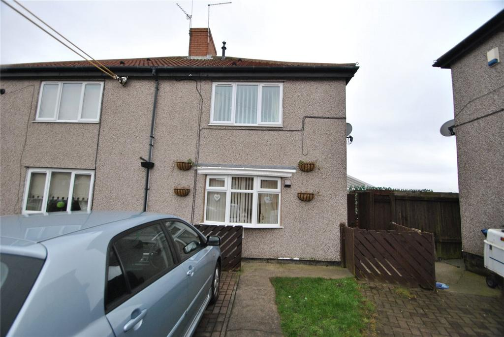 2 Bedrooms Semi Detached House for sale in Porter Terrace, Murton, Co Durham, SR7