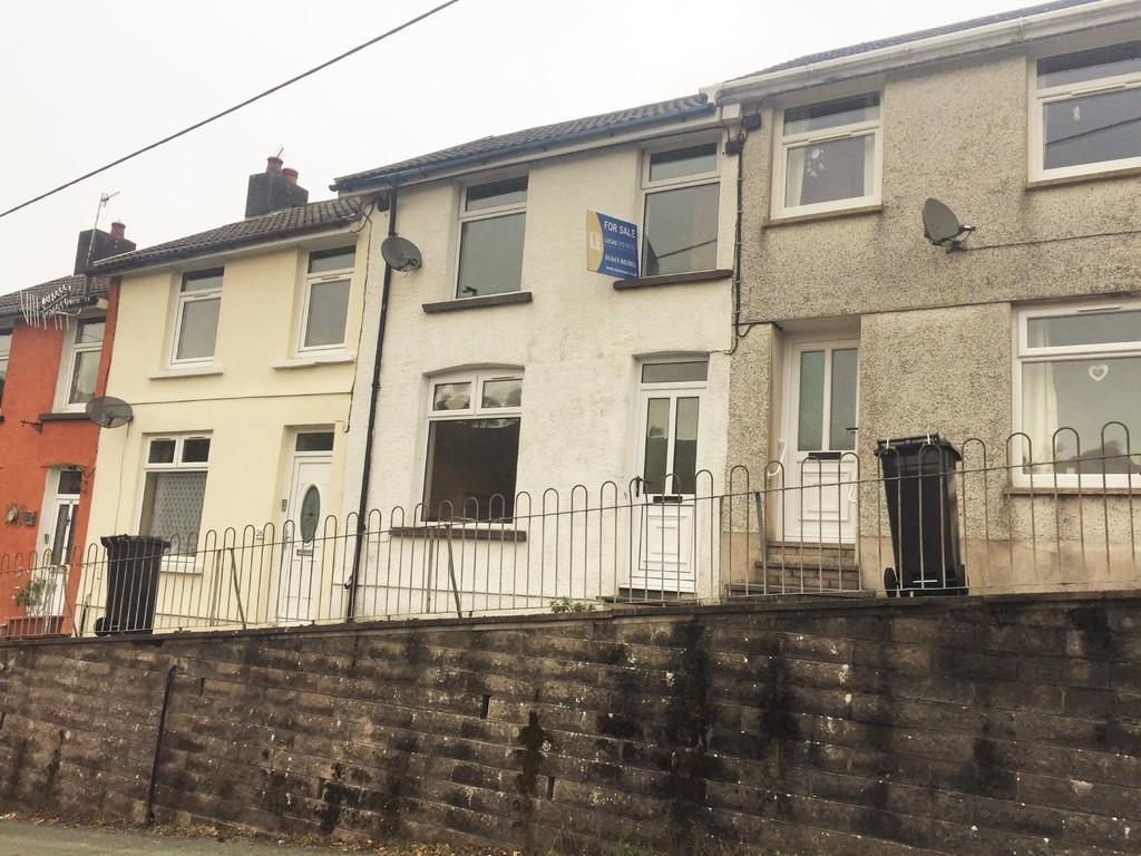 2 Bedrooms Terraced House for sale in Bedw Road, Bedlinog
