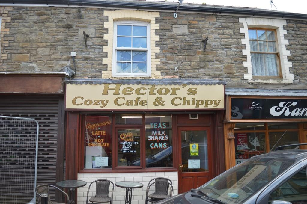 Barn Conversion Character Property for sale in Hectors Cafe Chippy, Abertillery