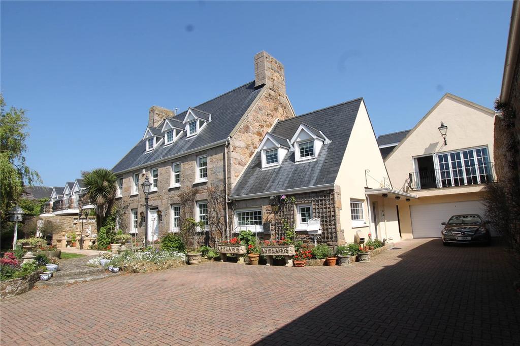 6 Bedrooms Detached House for sale in La Route De La Hougue Bie, St. Saviour, Jersey, JE2