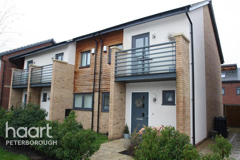 2 bedroom end of terrace house to rent - Hawksbill Way