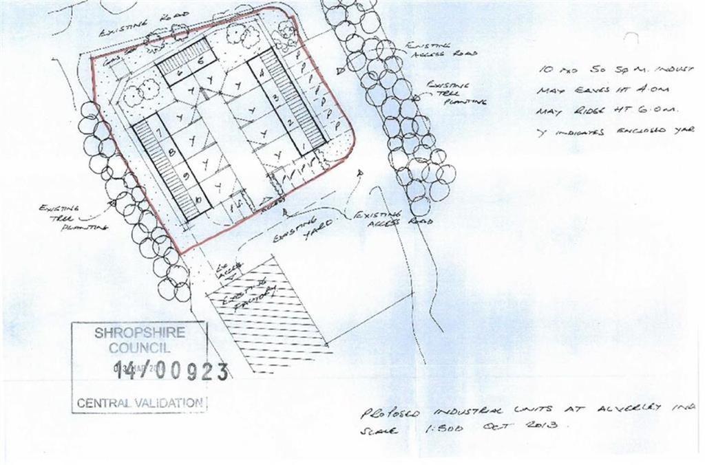 Land Commercial for sale in Alveley Industrial Estate, Bridgnorth, Shropshire