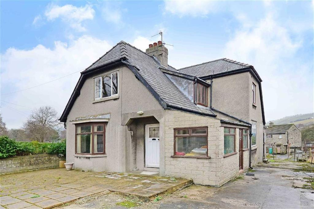 4 Bedrooms Link Detached House for sale in Leyburn And Townend Garage, Townend, Bradwell, Hope Valley, Derbyshire, S33