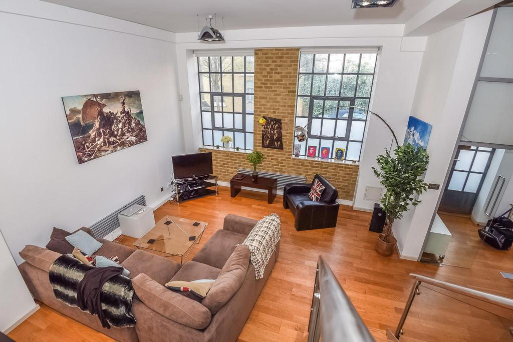 2 Bedrooms Flat for sale in Stannary Street, Kennington, SE11