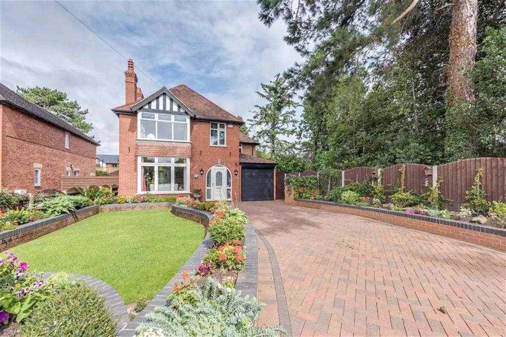 4 Bedrooms Detached House for sale in Mytton Oak Road, Copthorne, Shrewsbury