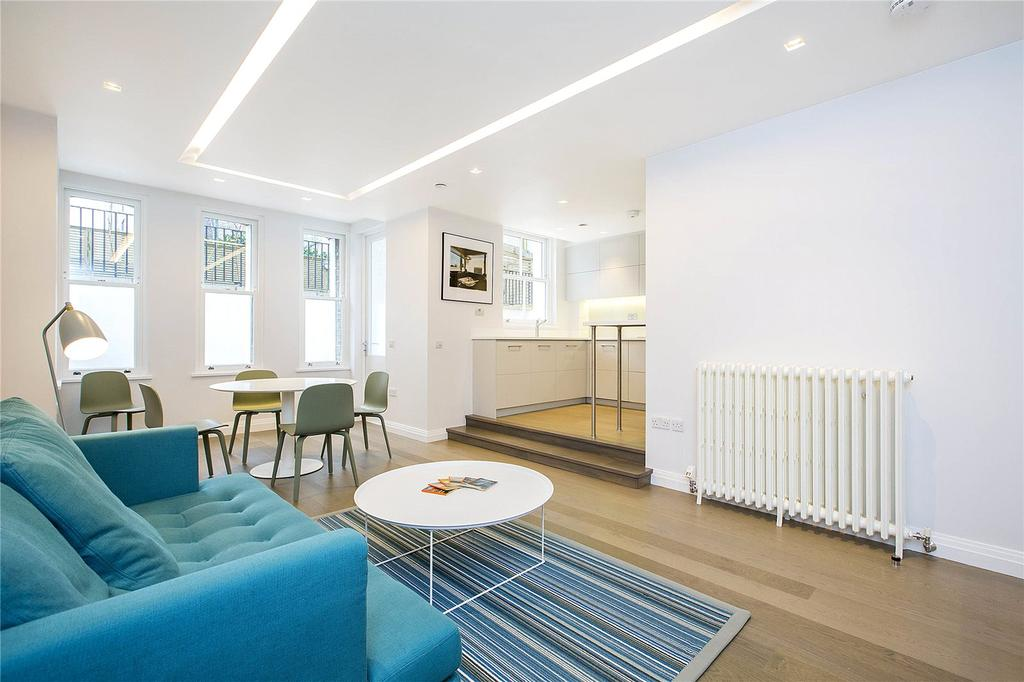 3 Bedrooms Flat for sale in The Garden Apartment, 331 Kennington Lane, SE11