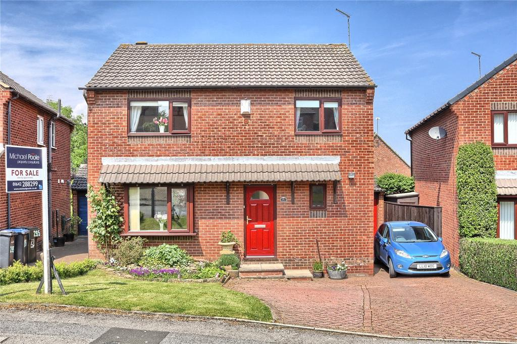 4 Bedrooms Detached House for sale in Eagle Park, Marton