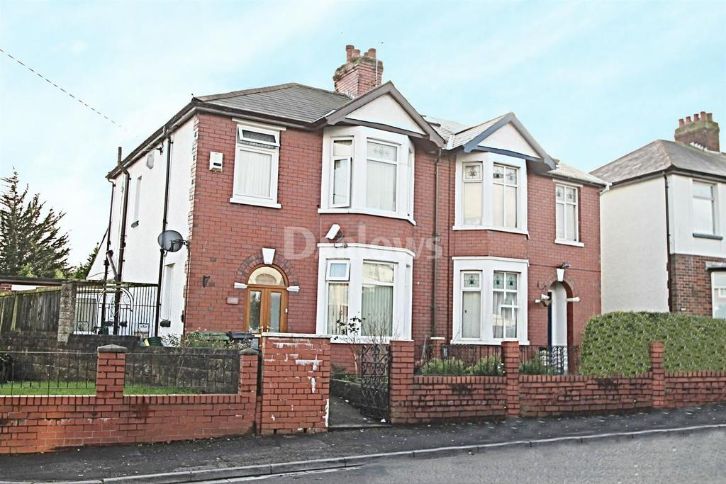 3 Bedrooms Terraced House for sale in Wentloog Road, Rumney, Cardiff