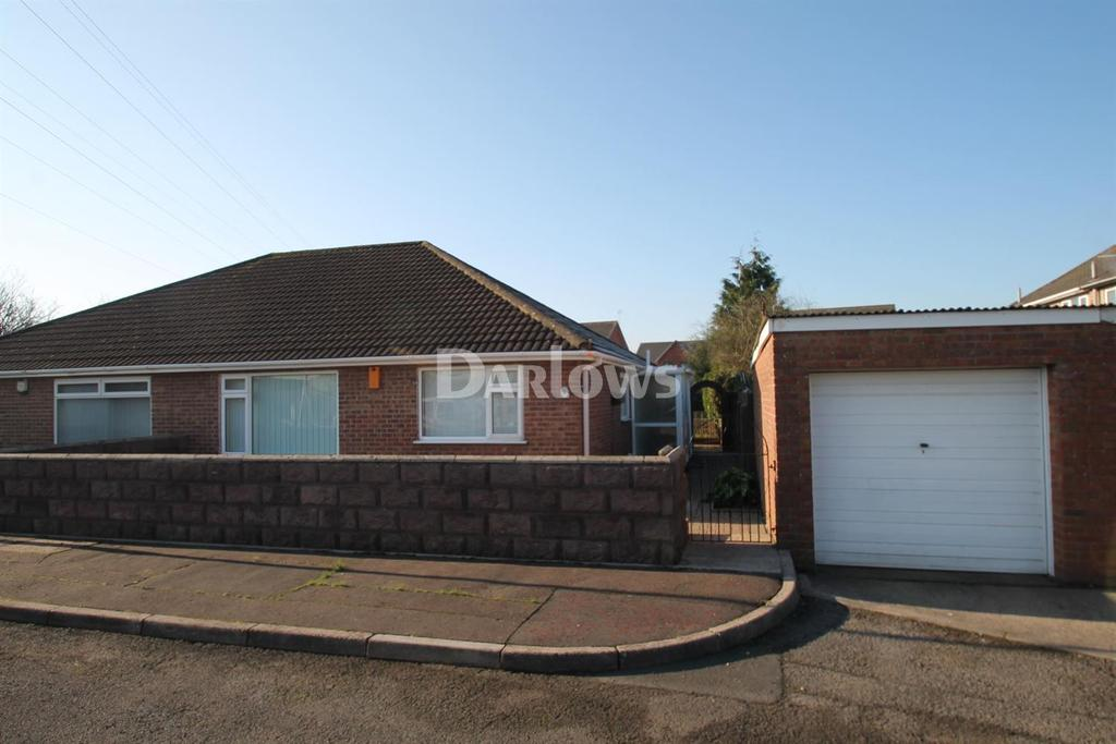 2 Bedrooms Bungalow for sale in Primrose Close, Rumney, Cardiff