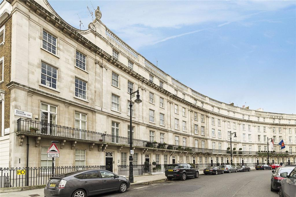 5 Bedrooms House for sale in Wilton Crescent, Belgravia, London
