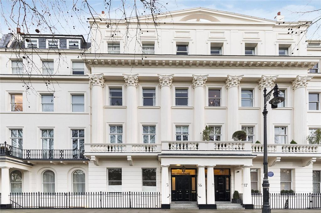 3 Bedrooms Flat for sale in Eaton Square, London, SW1W