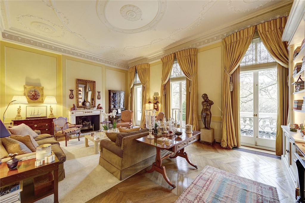 3 Bedrooms Unique Property for sale in Eaton Square, London, SW1W