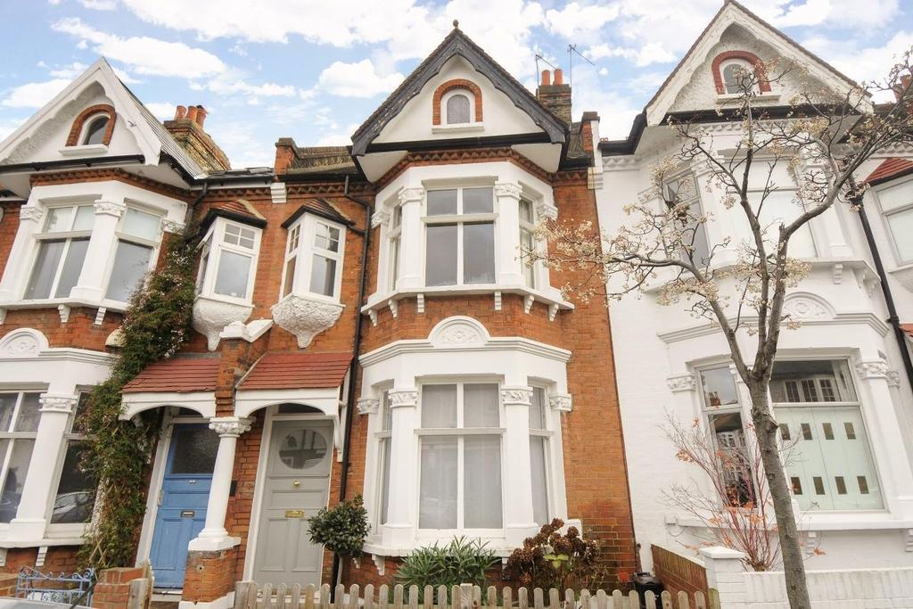 4 Bedrooms Terraced House for sale in Tulsemere Road, West Norwood, SE27