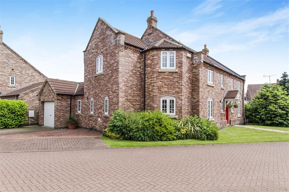 5 Bedrooms Detached House for sale in 12 Towgarth Walk, Eastrington, Nr Howden, East Riding of Yorkshire