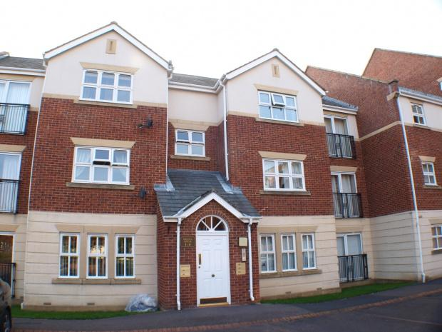 2 Bedrooms Apartment Flat for sale in Helena House, Albert Court, Ashbrooke, SR2