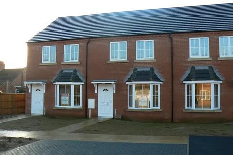 3 bedroom terraced house to rent - Rookery Park, Lincoln, Lincolnshire. LN6 7BY