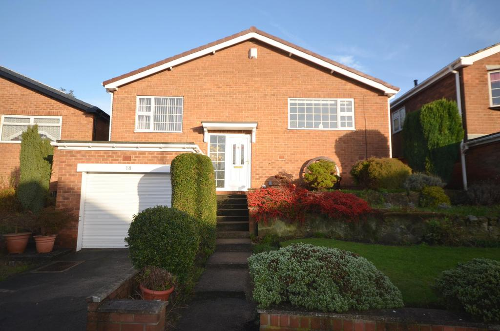 3 Bedrooms Bungalow for sale in Low Fell