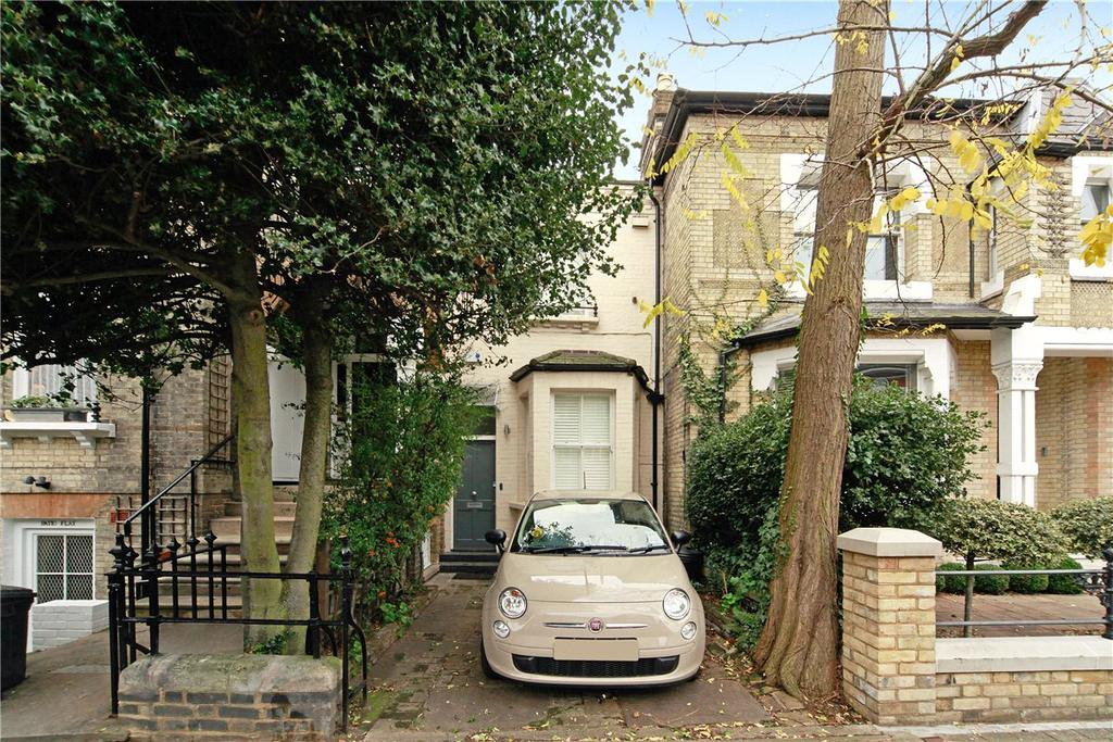 2 Bedrooms Terraced House for sale in St James's Drive, London, SW17