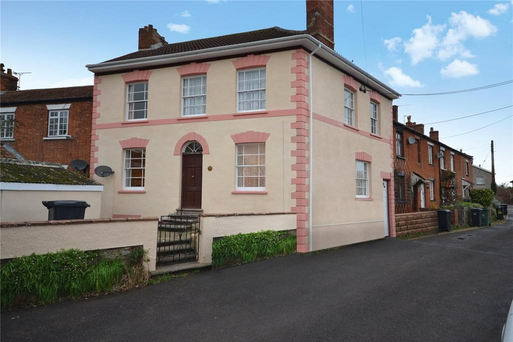 4 Bedrooms House for sale in Brook Street, Cannington, Bridgwater, Somerset, TA5