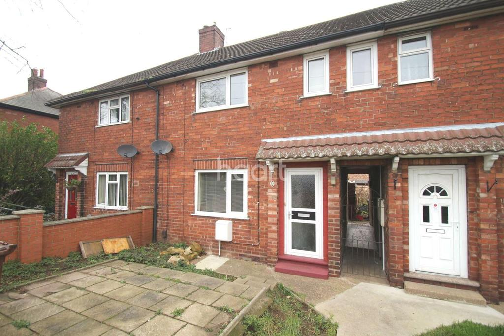 3 Bedrooms Terraced House for sale in Tower Drive, Lincoln, LN2
