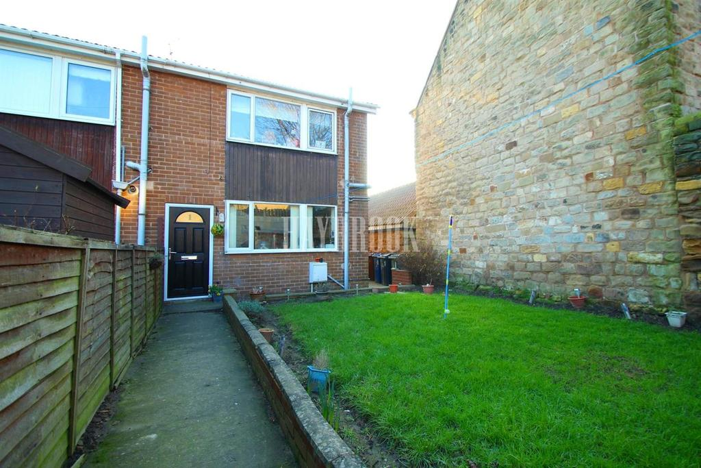 3 Bedrooms End Of Terrace House for sale in Ravensmead Court, Bolton-upon-dearne