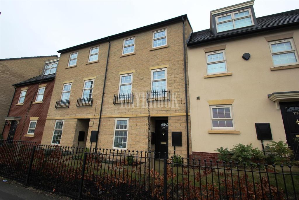 4 Bedrooms Terraced House for sale in Barnsley Road, Wombwell