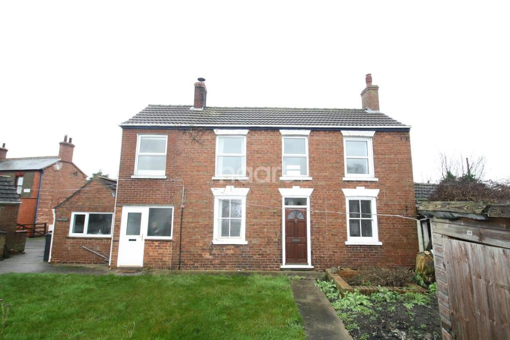 3 Bedrooms Detached House for sale in Corner House, Gainsborough Road