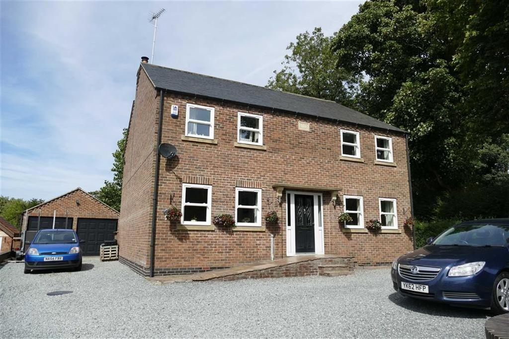 4 Bedrooms Detached House for sale in Church Hill, Middleton On The Wolds