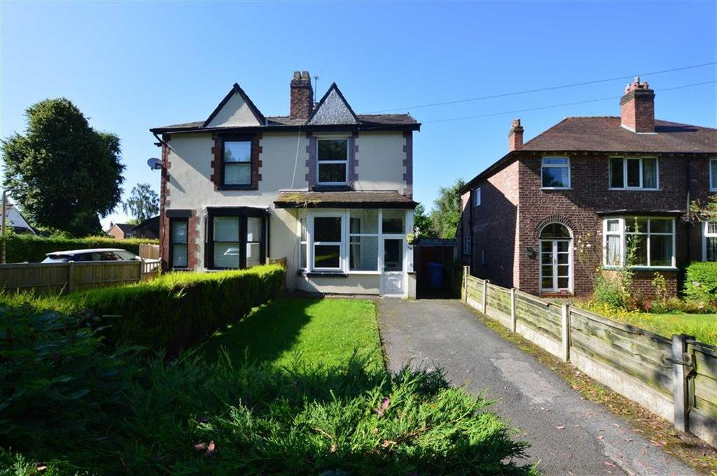2 Bedrooms Semi Detached House for sale in Hale Road, Hale Barns, Cheshire, WA15