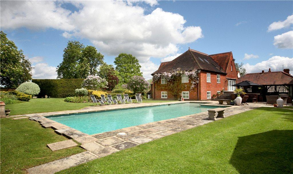 7 Bedrooms Semi Detached House for sale in Ascot Road, Nuptown, Berkshire