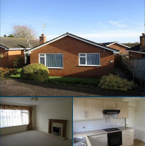 2 bedroom detached bungalow to rent - Greenpark Road, Exmouth EX8