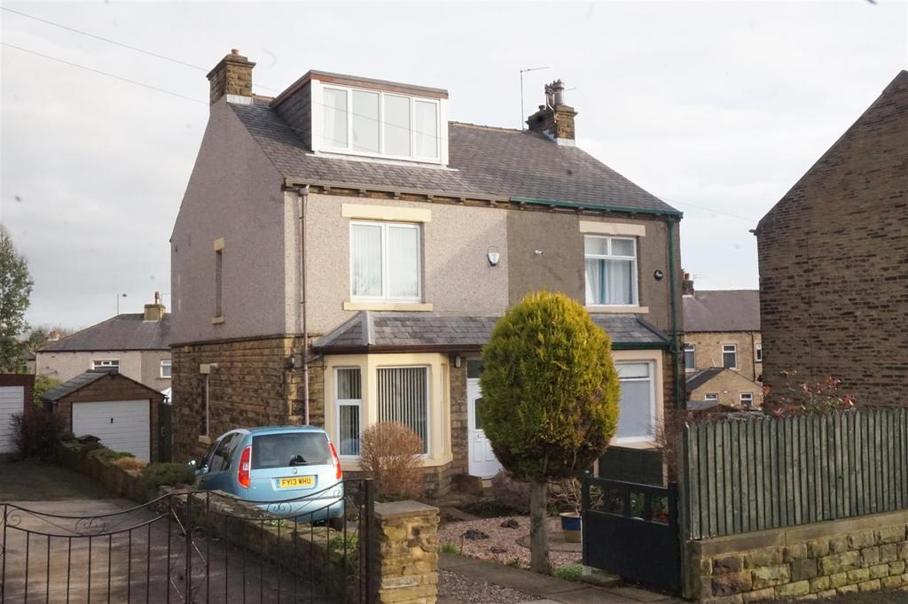 4 Bedrooms Semi Detached House for sale in Intake Road, Bradford